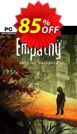 Empathy: Path of Whispers PC Coupon discount Empathy: Path of Whispers PC Deal. Promotion: Empathy: Path of Whispers PC Exclusive offer for iVoicesoft