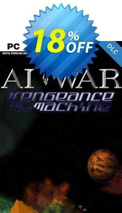 AI War Vengeance Of The Machine PC Coupon discount AI War Vengeance Of The Machine PC Deal. Promotion: AI War Vengeance Of The Machine PC Exclusive offer for iVoicesoft