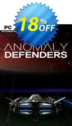 Anomaly Defenders PC Coupon discount Anomaly Defenders PC Deal - Anomaly Defenders PC Exclusive offer for iVoicesoft