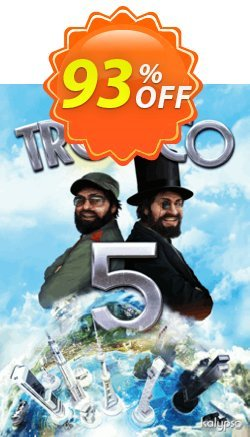 Tropico 5 PC Coupon discount Tropico 5 PC Deal - Tropico 5 PC Exclusive offer for iVoicesoft