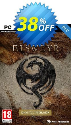 The Elder Scrolls Online - Elsweyr Upgrade PC Coupon discount The Elder Scrolls Online - Elsweyr Upgrade PC Deal - The Elder Scrolls Online - Elsweyr Upgrade PC Exclusive offer for iVoicesoft