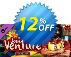 Tropico 5 Joint Venture PC Coupon discount Tropico 5 Joint Venture PC Deal. Promotion: Tropico 5 Joint Venture PC Exclusive offer for iVoicesoft