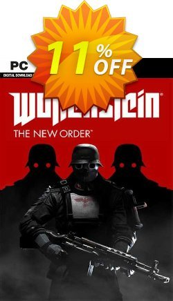Wolfenstein: The New Order PC Coupon, discount Wolfenstein: The New Order PC Deal. Promotion: Wolfenstein: The New Order PC Exclusive offer for iVoicesoft