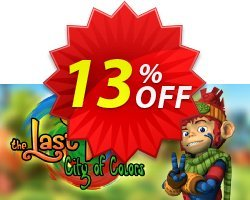 The Last Tinker City of Colors PC Coupon discount The Last Tinker City of Colors PC Deal. Promotion: The Last Tinker City of Colors PC Exclusive offer for iVoicesoft