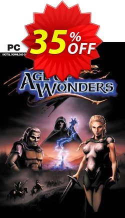 Age of Wonders PC Coupon discount Age of Wonders PC Deal. Promotion: Age of Wonders PC Exclusive offer for iVoicesoft