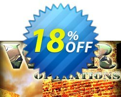 War Operations PC Coupon discount War Operations PC Deal. Promotion: War Operations PC Exclusive offer for iVoicesoft