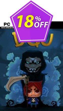 DGU Death God University PC Coupon discount DGU Death God University PC Deal - DGU Death God University PC Exclusive offer for iVoicesoft