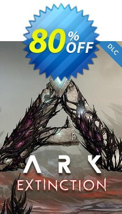 ARK Survival Evolved PC - Extinction DLC Coupon discount ARK Survival Evolved PC - Extinction DLC Deal - ARK Survival Evolved PC - Extinction DLC Exclusive offer for iVoicesoft