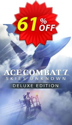 Ace Combat 7 Skies Unknown Deluxe Edition PC Coupon discount Ace Combat 7 Skies Unknown Deluxe Edition PC Deal - Ace Combat 7 Skies Unknown Deluxe Edition PC Exclusive offer for iVoicesoft