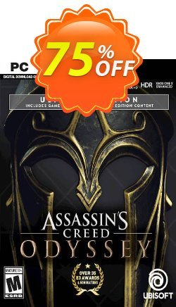 Assassin's Creed Odyssey - Ultimate Edition PC Coupon discount Assassin's Creed Odyssey - Ultimate Edition PC Deal - Assassin's Creed Odyssey - Ultimate Edition PC Exclusive offer for iVoicesoft