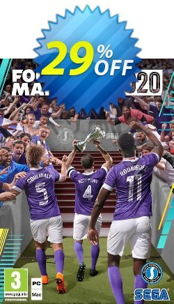 Football Manager 2020 PC Inc Beta - EU  Coupon discount Football Manager 2020 PC Inc Beta (EU) Deal - Football Manager 2020 PC Inc Beta (EU) Exclusive offer for iVoicesoft