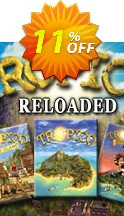 Tropico Reloaded PC Coupon discount Tropico Reloaded PC Deal. Promotion: Tropico Reloaded PC Exclusive offer for iVoicesoft