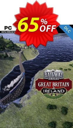 Railway Empire PC: Great Britain and Ireland DLC Coupon discount Railway Empire PC: Great Britain and Ireland DLC Deal. Promotion: Railway Empire PC: Great Britain and Ireland DLC Exclusive offer for iVoicesoft