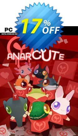 Anarcute PC Coupon discount Anarcute PC Deal. Promotion: Anarcute PC Exclusive offer for iVoicesoft