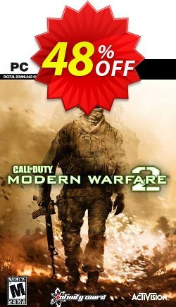 Call of Duty - COD : Modern Warfare 2 - PC  Coupon, discount Call of Duty (COD): Modern Warfare 2 (PC) Deal. Promotion: Call of Duty (COD): Modern Warfare 2 (PC) Exclusive offer for iVoicesoft