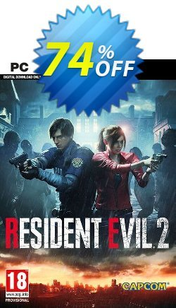 Resident Evil 2 / Biohazard RE:2 PC Coupon discount Resident Evil 2 / Biohazard RE:2 PC Deal. Promotion: Resident Evil 2 / Biohazard RE:2 PC Exclusive offer for iVoicesoft