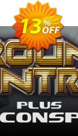 Ground Control Anthology PC Coupon discount Ground Control Anthology PC Deal. Promotion: Ground Control Anthology PC Exclusive offer for iVoicesoft