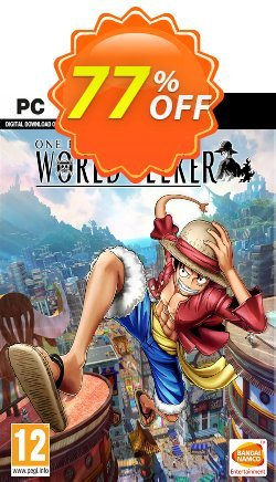 One Piece World Seeker PC Coupon discount One Piece World Seeker PC Deal. Promotion: One Piece World Seeker PC Exclusive offer for iVoicesoft