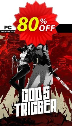 God's Trigger PC Coupon discount God's Trigger PC Deal. Promotion: God's Trigger PC Exclusive offer for iVoicesoft