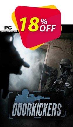 Door Kickers PC Coupon discount Door Kickers PC Deal. Promotion: Door Kickers PC Exclusive offer for iVoicesoft