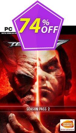 Tekken 7 - Season Pass 2 PC Coupon discount Tekken 7 - Season Pass 2 PC Deal - Tekken 7 - Season Pass 2 PC Exclusive offer for iVoicesoft