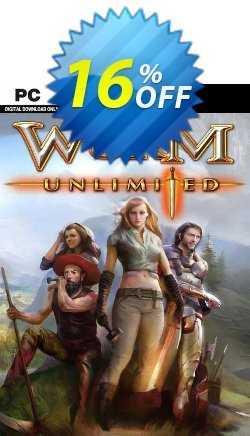 Wurm Unlimited PC Coupon discount Wurm Unlimited PC Deal. Promotion: Wurm Unlimited PC Exclusive offer for iVoicesoft