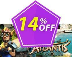 Legends of Atlantis Exodus PC Coupon discount Legends of Atlantis Exodus PC Deal. Promotion: Legends of Atlantis Exodus PC Exclusive offer for iVoicesoft