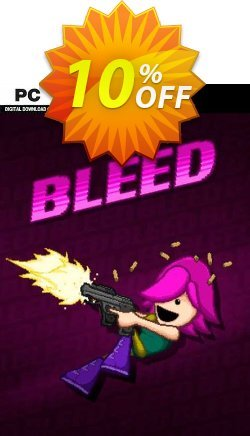 Bleed PC Coupon discount Bleed PC Deal. Promotion: Bleed PC Exclusive offer for iVoicesoft