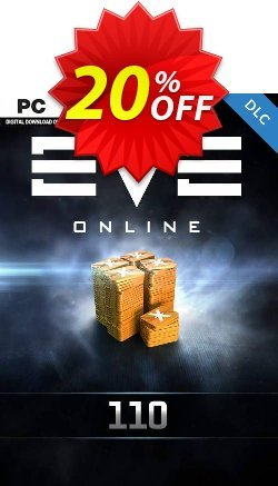 EVE Online - 110 Plex Card PC Coupon discount EVE Online - 110 Plex Card PC Deal. Promotion: EVE Online - 110 Plex Card PC Exclusive offer for iVoicesoft