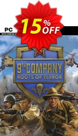 9th Company Roots Of Terror PC Coupon, discount 9th Company Roots Of Terror PC Deal. Promotion: 9th Company Roots Of Terror PC Exclusive offer for iVoicesoft