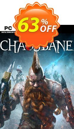 Warhammer Chaosbane PC + DLC Coupon discount Warhammer Chaosbane PC + DLC Deal - Warhammer Chaosbane PC + DLC Exclusive offer for iVoicesoft