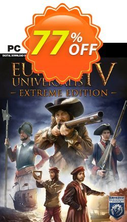Europa Universalis IV 4 Extreme Edition PC Coupon discount Europa Universalis IV 4 Extreme Edition PC Deal. Promotion: Europa Universalis IV 4 Extreme Edition PC Exclusive offer for iVoicesoft