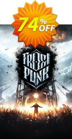 Frostpunk PC Coupon discount Frostpunk PC Deal. Promotion: Frostpunk PC Exclusive offer for iVoicesoft