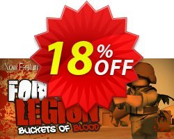 Foreign Legion Buckets of Blood PC Coupon discount Foreign Legion Buckets of Blood PC Deal. Promotion: Foreign Legion Buckets of Blood PC Exclusive offer for iVoicesoft