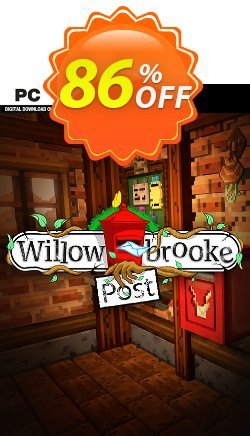 Willowbrooke Post - Story-Based Management Game PC Coupon discount Willowbrooke Post - Story-Based Management Game PC Deal. Promotion: Willowbrooke Post - Story-Based Management Game PC Exclusive offer for iVoicesoft