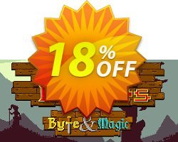 Pixel Heroes Byte & Magic PC Coupon discount Pixel Heroes Byte & Magic PC Deal. Promotion: Pixel Heroes Byte & Magic PC Exclusive offer for iVoicesoft