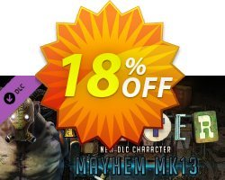 Krater Character DLC Mayhem MK13 PC Coupon discount Krater Character DLC Mayhem MK13 PC Deal. Promotion: Krater Character DLC Mayhem MK13 PC Exclusive offer for iVoicesoft