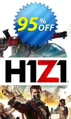 H1Z1 PC + DLC Coupon, discount H1Z1 PC + DLC Deal. Promotion: H1Z1 PC + DLC Exclusive offer for iVoicesoft