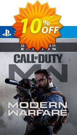 Call of Duty Modern Warfare: Operator Edition PS4 - EU  Coupon discount Call of Duty Modern Warfare: Operator Edition PS4 (EU) Deal - Call of Duty Modern Warfare: Operator Edition PS4 (EU) Exclusive offer for iVoicesoft