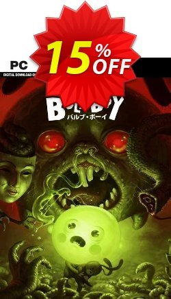 Bulb Boy PC Coupon discount Bulb Boy PC Deal. Promotion: Bulb Boy PC Exclusive offer for iVoicesoft
