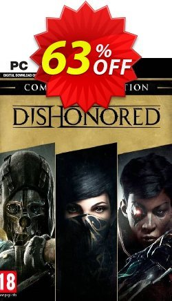 Dishonored Complete Collection PC Coupon discount Dishonored Complete Collection PC Deal - Dishonored Complete Collection PC Exclusive offer for iVoicesoft