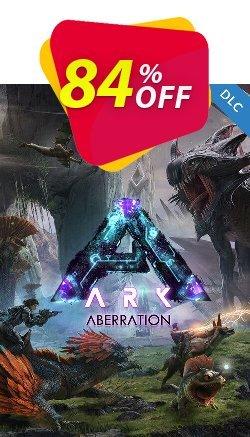 ARK Survival Evolved PC - Aberration DLC Coupon discount ARK Survival Evolved PC - Aberration DLC Deal - ARK Survival Evolved PC - Aberration DLC Exclusive offer for iVoicesoft
