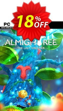Almightree The Last Dreamer PC Coupon, discount Almightree The Last Dreamer PC Deal. Promotion: Almightree The Last Dreamer PC Exclusive offer for iVoicesoft