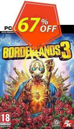Borderlands 3 PC - WW  Coupon discount Borderlands 3 PC (WW) Deal - Borderlands 3 PC (WW) Exclusive offer for iVoicesoft
