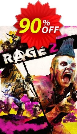 Rage 2 PC - WW + DLC Coupon discount Rage 2 PC (WW) + DLC Deal - Rage 2 PC (WW) + DLC Exclusive offer for iVoicesoft