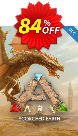 ARK Survival Evolved PC - Scorched Earth DLC Coupon discount ARK Survival Evolved PC - Scorched Earth DLC Deal - ARK Survival Evolved PC - Scorched Earth DLC Exclusive offer for iVoicesoft