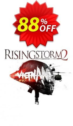 Rising Storm 2: Vietnam PC Coupon, discount Rising Storm 2: Vietnam PC Deal. Promotion: Rising Storm 2: Vietnam PC Exclusive offer for iVoicesoft