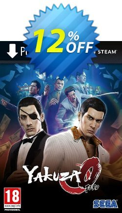 Yakuza 0 PC Coupon discount Yakuza 0 PC Deal - Yakuza 0 PC Exclusive offer for iVoicesoft