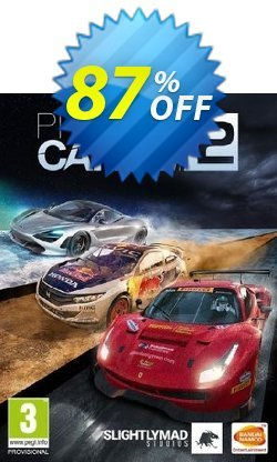 Project Cars 2 PC Coupon, discount Project Cars 2 PC Deal. Promotion: Project Cars 2 PC Exclusive offer for iVoicesoft