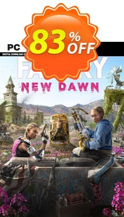 Far Cry New Dawn PC Coupon discount Far Cry New Dawn PC Deal - Far Cry New Dawn PC Exclusive offer for iVoicesoft